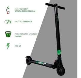 Scooter Electrica Emove Rocket 24v Verde