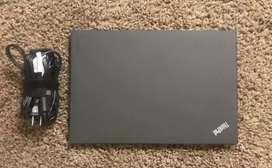 ThinkPad X260 laptop