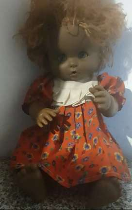 Muñeca de gama marron