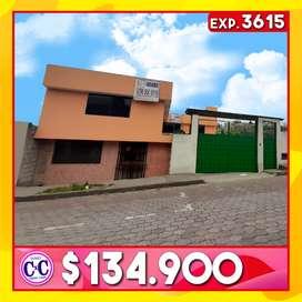 CxC Venta Casa Rentera, San Martin, Exp. 3615