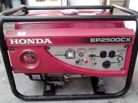 Generador de Energía Eléctrico Honda