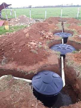 Sistema Séptico Anaeróbico Aguas Residua