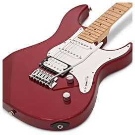 Guitarra Yamaha PAC112 Music Box Colombia Electrica pacifica Rojo