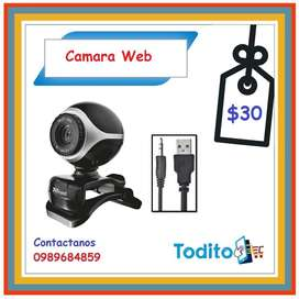 Camara web HD