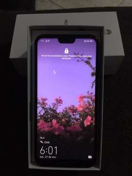 Huawei P20 Lite Perfectas condiciones en su caja original