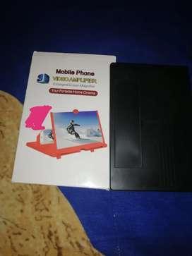 Amplificador de pantalla para celulares