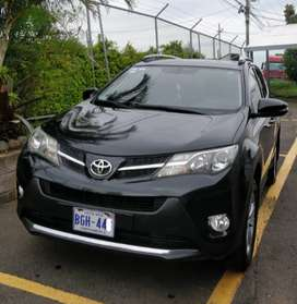 Rav4 4X4 version limited todas las extas