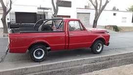 Chevrolet Mod. 72 con Gas