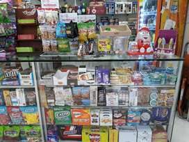 Local de productos importados