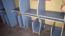 Módulo Cabina escritorio de Melamine