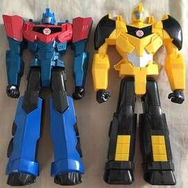 Transformers primera generación figuras de colección