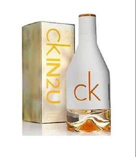 Gratis Envio Perfume Ck In 2u Calvin Klein Mujer Original 100ml