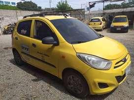 Vendo Taxi Hyundai i10 Negociable