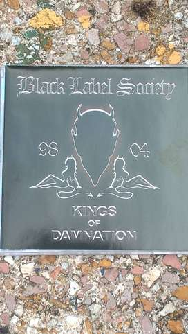 black label society kings of damnation