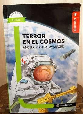 Libro Terror En El Cosmos