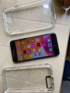 Iphone 8 plus color Negro 64GB 9/10