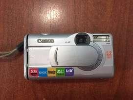 Cámara Digital Canon Powershot A300
