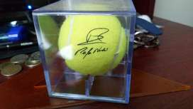 Pelota de tenis litografiada