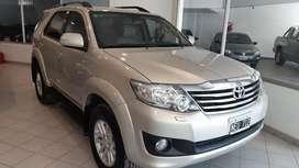 Toyota sw4 4x2 2013 2.7 srv 105.000km