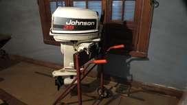 Motor Johnson 35 H.P. origen U.S.A. Original