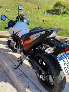 HONDA CBX 250 TWISTER mod 2019 COMO NUEVA