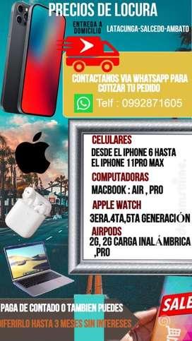 Iphone 8 , Iphone 8 plus de paquete o open box