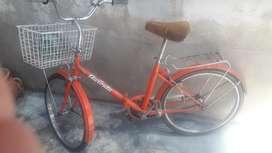 Bicicleta Aurorita Original Rodado 24