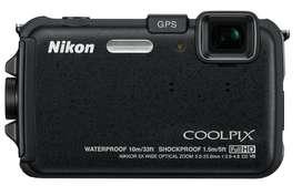 Nikon Coolpix Aw100 - Sumergible