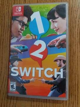 1,2 Switch -Nintendo Switch