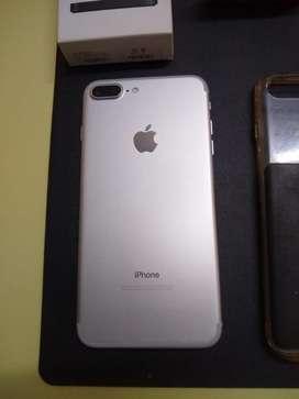 Iphone 7 plus 128 gb **cuotas**