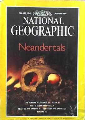 NATIONAL GEOGRAPHIC ENERO 1996 REVISTA NATIONAL GEOGRAPHIC AUDIOMAX