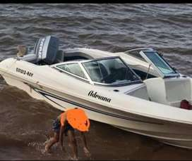 Lancha Arco Iris - Fishing 460