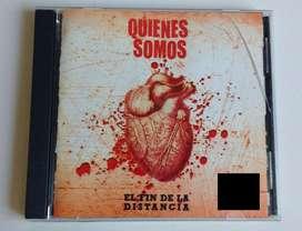 """Cd quienes somos el fin de la distancia cdjess  """"CDJESS musica y pelis"""""""