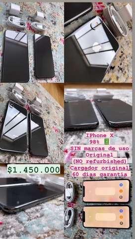 Iphone X nuevo 64gb