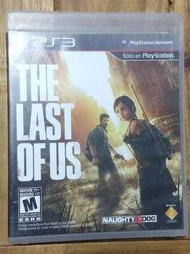 The last of us ps3 físico (disco)