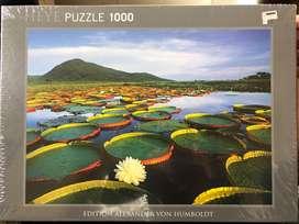 Rompecabezas 1000 piezas NUEVO