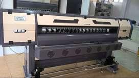 Plotter Impresion Epson Dx7 Ecosolvente Gigantografias 1,8 metro