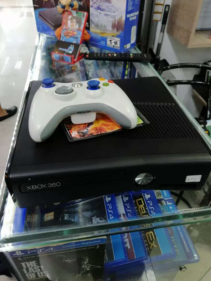 Se vende xbox 360 0