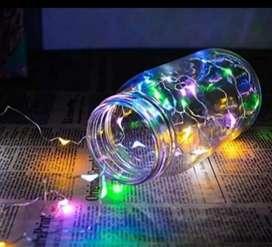 Luces led para decorar espacios