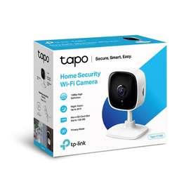 Tp-link, Cámara De Seguridad Wifi, Full Hd, Audio, Tapo C100