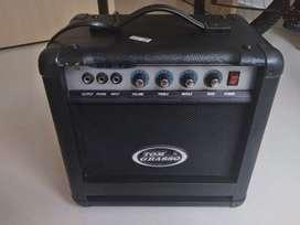 Amplificador para Bajo 15W