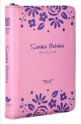 Biblia Rvc  rosado