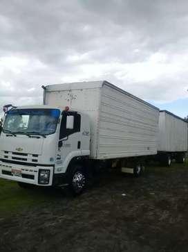 Camión FTR Año 2012