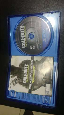 fifa 18, uncharted 4 y call of duty infinite warfare