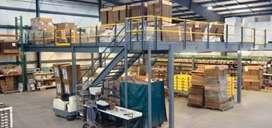 Mezzanines y Escaleras Industriales