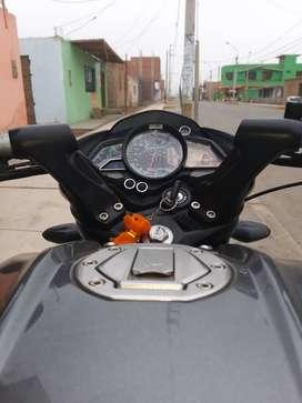 Moto pulsar ns 160 td