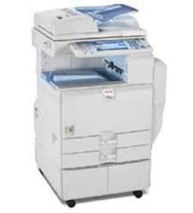 Copiadora Ricoh Mp 4001 (usada)