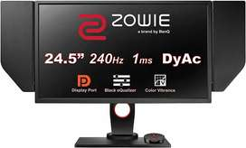 Benq Xl2546 Zowie 240hz 1ms Gaming Monitor