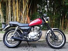 Suzuki gn 125 h