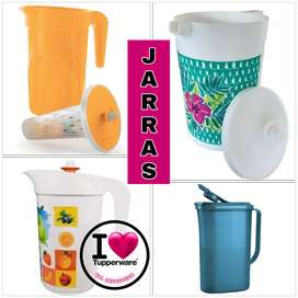 Jarras tupperware